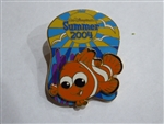 Disney Trading Pin  31649 WDW - Summer 2004 (Nemo #3) Surprise Release