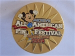 Disney Trading Pin 31767 Mickey's All-American Pin Quest - Completer Pin