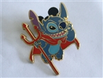 Disney Trading Pins 32042 Disney Auctions (P.I.N.S.) - Stitch with Devils Lanyard (Lefty Pin Only)