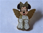 Disney Trading Pin 3208 DLR - Angel Minnie Mouse