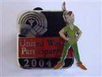 Disney Trading Pin United Way 2004 (Peter Pan)