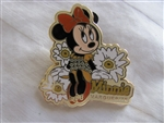 Disney Trading Pin 32399 WDW - Minnie's Flowers - Pin Set - Pin #11 (Marguerite)