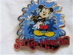 Disney Trading Pin 3257: Splash Mountain Mickey
