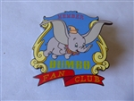 Disney Trading Pin  32576 Disney Auctions (P.I.N.S.) - Dumbo Fan Club artist proof