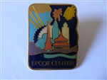 Disney Trading Pin  32662 Epcot Center