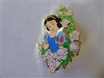 Disney Trading Pin  32816 Disney Auctions (P.I.N.S.) - Snow White Among Flowers
