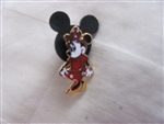 Disney Trading Pin 33105 Minnie Mouse - Curtsey traditional dress #2