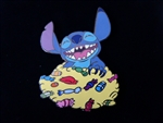 Disney Trading Pin  33697 Disney Auctions (P.I.N.S.) - Stitch with Candy