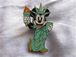 Disney Trading Pin 33727: Minnie Mouse Liberty