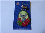 Disney Trading Pin 33782 DLR / DCA - Pin Trading Medal (Stitch)