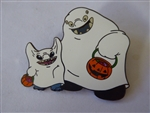 Disney Trading Pin  33858 Disney Auctions (P.I.N.S.) - Stitch & Jumbaa as Ghosts