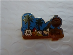 Disney Trading Pin 3386 Cruise Line Mt. Rustmore