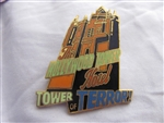 Disney Trading Pin 340 WDW Hollywood Tower of Terror