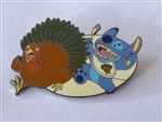Disney Trading Pin 34232 Disney Auctions (P.I.N.S.) - Stitch Chasing Turkey