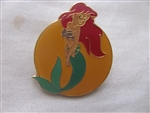 Disney Trading Pin 343: Disney Channel - 10th Anniversary Boxed Set (Ariel)