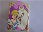 Disney Trading Pin 34590 Disney Auctions (P.I.N.S.) - Cinderella and Horse