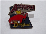 Disney Trading Pin 347 DL - 1998 Attraction Series - Autopia