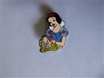 Disney Trading Pin  34818 WDW - Toontown Event - Fairest and Foulest Pin Set (Snow White & Dopey pin only) black prototype