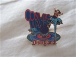 Disney Trading Pin 349 DL - 1998 Attraction Series - Cosmic Waves