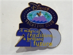 Disney Trading Pin Disney Vacation Club - 2000 (A Magical Tradition)