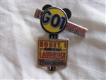 Disney Trading Pin 350: DL - 1998 Attraction Series - Honey, I Shrunk the Audience