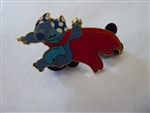 Disney Trading Pins 35035 Disney Auctions (P.I.N.S.) - Superhero Stitch (6 Pin Set) -- Stitch Leaping
