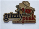 Disney Trading Pin 3527 Grizzly Peak Outdoor Adventures
