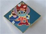 Disney Trading Pin  35276 Disney Auctions (P.I.N.S.) - Stitch as Bellhop