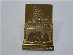 Disney Trading Pin 35492: DLR - A Walk in Walt's Footsteps - Golden Anniversary Tour Pin
