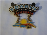 Disney Trading Pin   3555 DCA - Soarin' Over California Dangle