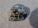 Disney Trading Pins 35559: WDW - Cast Lanyard Series 3 - Transportation (Ferryboat)