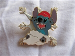 Disney Trading Pins 35563: DLR - Vintage Winter Collection (Stitch)