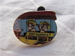 Cast Lanyard Series 3 - Magic Kingdom Transport (Chip & Dale/Old Fashioned Car)