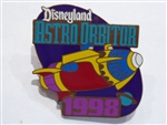 Disney Trading Pin  356 DL - 1998 Attraction Series - Astro Orbitor