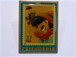 Disney Trading Pin USPS - The Art of Disney Stamp (Pinocchio &  Jiminy Cricket)