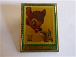 Disney Trading Pin USPS - The Art of Disney Stamp (Bambi & Thumper)