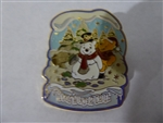 Disney Trading Pin 3587 WDW - Seasonal Series (Cool Winter Chill/Pooh)