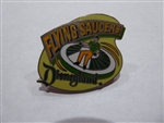 Disney Trading Pin 361 DL - 1998 Attraction Series - Flying Saucers