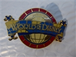 Disney Trading Pin 3613 DLR - World of Disney Grand Opening (Store Logo)