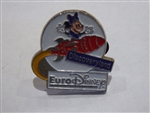 Disney Trading Pin 3614: EuroDisney - Discoveryland (Minnie) GWP