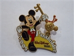 Disney Trading Pins 36249 WDW - Passholder Exclusive - 2005 (Mickey Mouse)