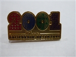 Disney Trading Pin 3655 DCA Gold 2001