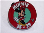 Disney Trading Pin 36558 WDW - Cast Lanyard Series 3 - Magic Kingdom Parking Sign (Minnie)