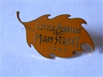 Disney Trading Pin  36716 DLR - Little Monsters 1995 (Leaf)