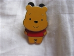 Disney Trading Pin 36810: Cuties Collection - Winnie the Pooh (Bobble)