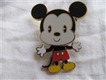 Disney Trading Pin 36813: Cuties Collection - Mickey Mouse (Bobble)
