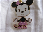 Disney Trading Pin 36814: Cuties Collection - Minnie Mouse (Bobble)