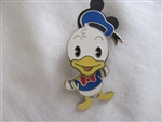 Disney Trading Pin 36815: Cuties Collection - Donald Duck (Bobble)