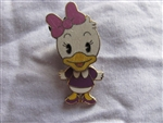 Disney Trading Pin 36816: Cuties Collection - Daisy Duck (Bobble)