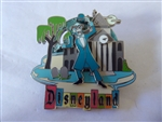 Disney Trading Pin  36981 Retro Collection - 50th Anniversary (Haunted Mansion)